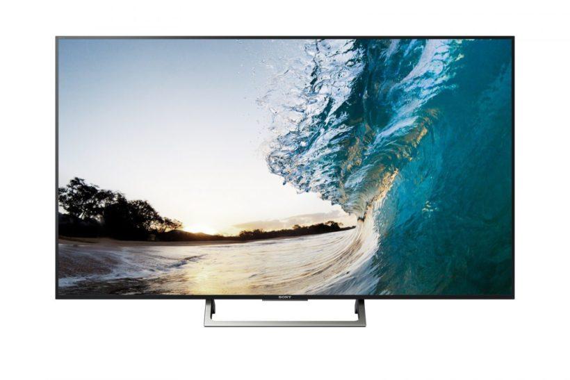 TV curvo